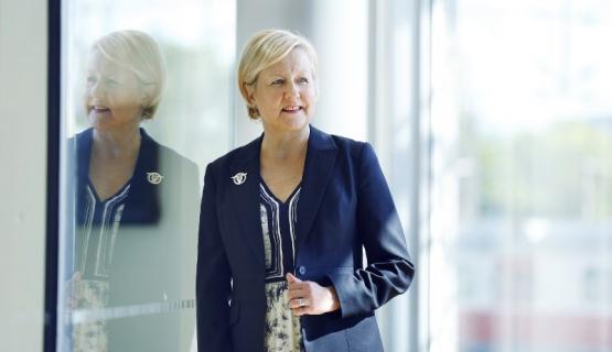 Riitta-Lumme Tuomala väitteli tohtoriksi Aalto Executive DBA -ohjelmasta